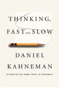 thinking fast and slow - best business development books